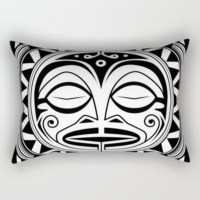 Sleeping God Rectangular Pillow