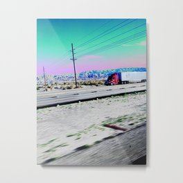Arizona paranoia pt10 Metal Print