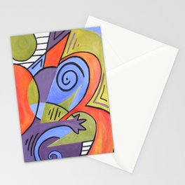Lazy Lizard Stationery Cards
