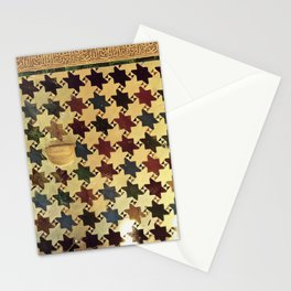 Mexuar at the Alhambra. Vintage Stationery Cards