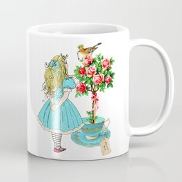 Alice's Book Alice in Wonderland Coffee Mug