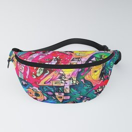 The rebellious thoughts Fanny Pack