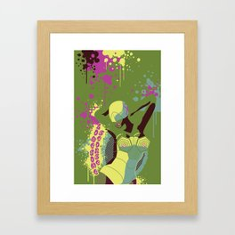 Lonesome George  Framed Art Print