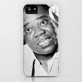 Louis Armstrong (1953) iPhone Case