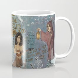 Zeppelin - In Days Of Old When Magic Filled The Air Coffee Mug