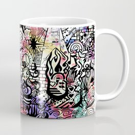 ironic chaos Coffee Mug