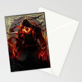 MAXIMUM DRACULA Stationery Cards