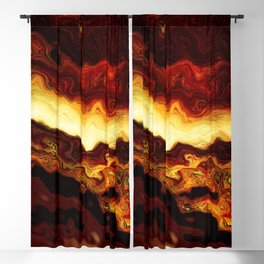 Molten Blackout Curtain