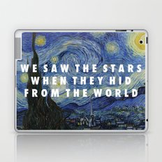 Starry Step Laptop & iPad Skin