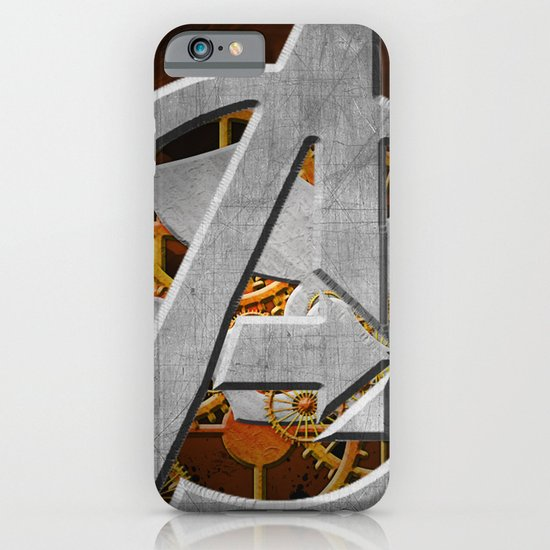Avengers Steampunk iPhone & iPod Case