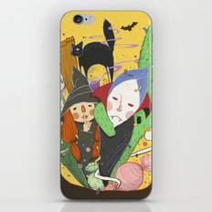 Halloween  iPhone & iPod Skin