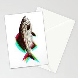 fish + fish + fish Stationery Cards