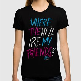 Where The Hell? T-shirt