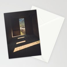Room in the High Desert Stationery Cards