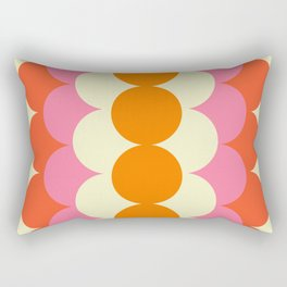 Gradual Sixties Rectangular Pillow