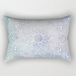 MANDALA CLOUDS Rectangular Pillow
