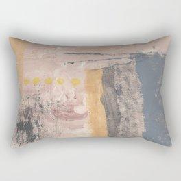 2017 Composition No. 23 Rectangular Pillow
