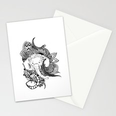 Inking Elephant Stationery Cards