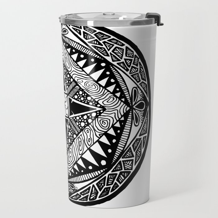 Deco Travel Mug