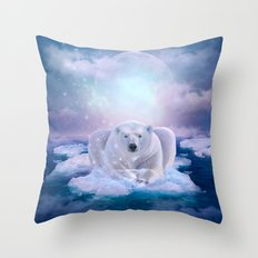 Power Is No Blessing In Itself Throw Pillow