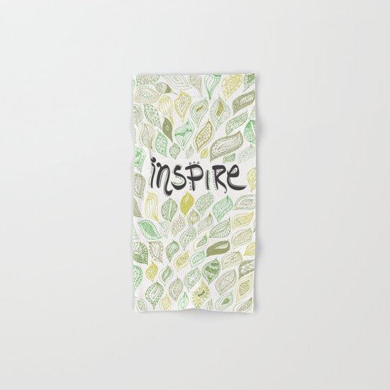 Inspire Hand & Bath Towel