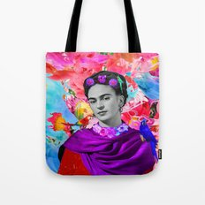 Freeda Tote Bag