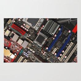 Computer motherboard Rug