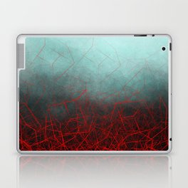 Abstract Boxes Underwater Laptop & iPad Skin