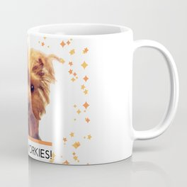 I LOVE YORKIES | Dogs | nb Coffee Mug
