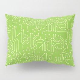 Circuit Board Pillow Sham