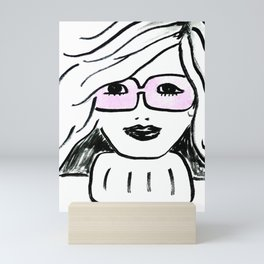 Winter Chic 2011 Mini Art Print