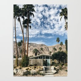 Home Sweet Home / Palm Springs Poster