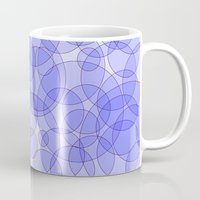 bubbles Mugs featuring Bubbles by Harvey Warwick