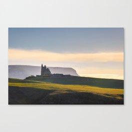 Classiebawn Castle in Couty Sligo - Ireland Prints (RR 264) Canvas Print