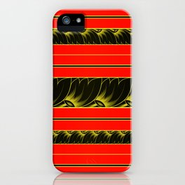 Lacquered iPhone Case