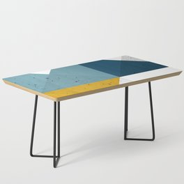 Modern Geometric 19 Coffee Table