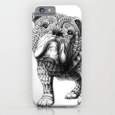 English Bulldog Slim Case iPhone 6