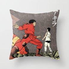 Akira Throw Pillow