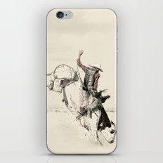 Just say I won't... iPhone & iPod Skin