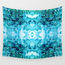 privacy window 4 Wall Tapestry