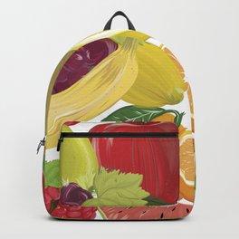 Fruits Art design Backpack