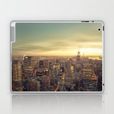 New York Skyline Cityscape Laptop & iPad Skin