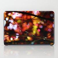 bokeh iPad Cases featuring Bokeh by KitKatDesigns