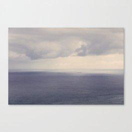 Vintage Ocean 10 Canvas Print
