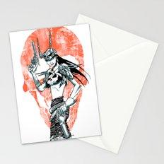 Gunslinger Girl Stationery Cards
