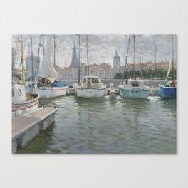 La Rochelle Canvas Print