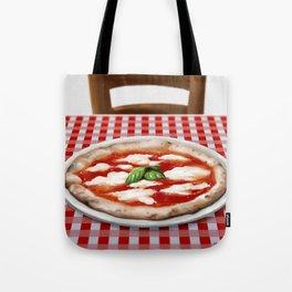 Pizza margherita Tote Bag