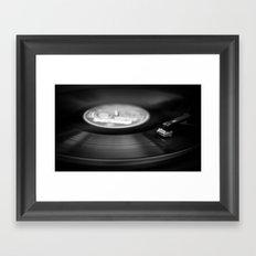 LP Framed Art Print