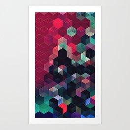 syngwyn rylyxxn Art Print