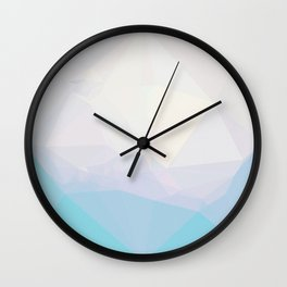 Fortress Wall Clock